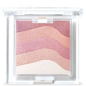 NEW The Body Shop Shimmer Waves Blush in Rose